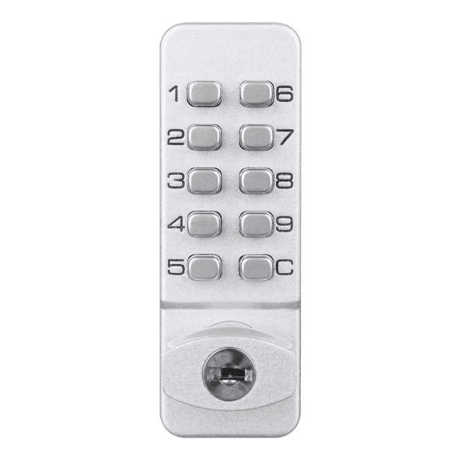 Excellent Lockey Lockey Lc200 Mechanical Push Button Cabinet Lock Home Interior And Landscaping Ologienasavecom